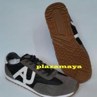 Sepatu Sneaker ARMANI JEANS ORIGINAL I Lari I Running I Casual 4