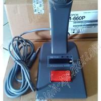 harga Toa Microphone Meja Zm-660p Tokopedia.com