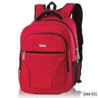 Jual Tas Ransel /Backpack Laptop Brand Inficlo SMM 651+ Rain Cover Murah