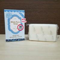 Jual GLUTA PURE SOAP MILK ORIGINAL BY WINK WHITE Murah
