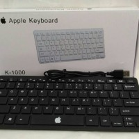Keyboard Apple Mini USB K-1000