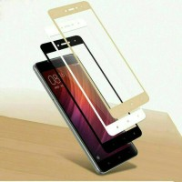 Jual Tempered Glass Full Warna Xiaomi Redmi 4x Murah
