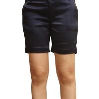 Adore Celana Pendek Hotpant Blue Black