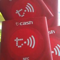 TCASH /TCASH TAB TELKOMSEL ( buat bayar pulsa dan tagihan )