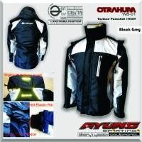 Ready Jumbo Size 5XL ! Jaket Parasut Outdoor- Jaket Gunung Windbreaker