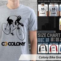 Colony Bike Graphic 1 - KAOS DISTRO PRIA WANITA ANAK OCEANSEVEN