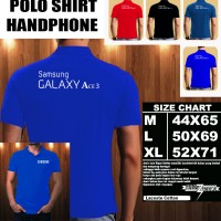 Polo Shirt Gadget/Hp Samsung Galaxy Ace 3 Font/Kaos Kerah/Baju Kerah