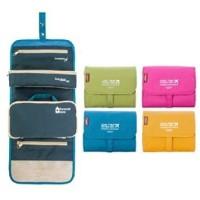 harga Travel Organizer - Long Term Toiletries Makeup Pouch Bag Tokopedia.com