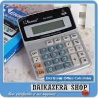 Harga kalkulator elektronik kantor kk | antitipu.com