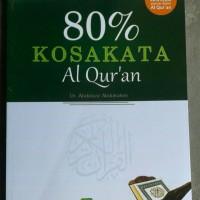 Buku Kamus Kecil 80 % Kosa Kata Al-Quran