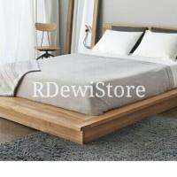 Tempat tidur, divan, dipan, ranjang, minimalis kayu jati modern