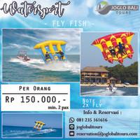 Voucher Tiket Watersport Bali (Fly fish)