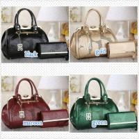 Tas Import Korea Branded Fashion Handbag Gh*vency Behel 2515 2in1