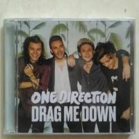 Jual CD One Direction - Drag Me Down Murah