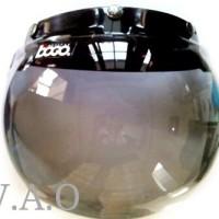 Kaca Helm/ Kaca Visor BOGO model cembung