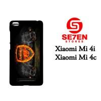 Casing HP Xiaomi Mi4i, Mi4c arsenal fc Custom Hardcase Cover