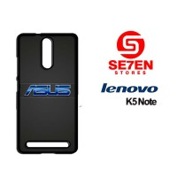 Casing HP Lenovo K5 Note Asus Logo Custom Hardcase Cover