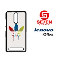 Casing HP Lenovo K5 Note adidas new Custom Hardcase Cover