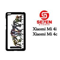 Casing HP Xiaomi Mi4i, Mi4c Autobots Custom Hardcase Cover