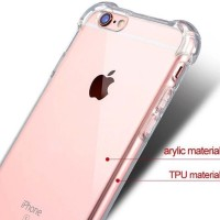 CASE CASING FOR HP IPHONE SAMSUNG OPPO VIVO (ANTI CRACK ACRILIC )