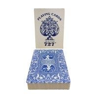 Playing Card 727 Blue