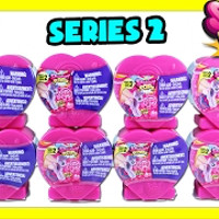 My little pony Squishy Pop Mystery Capsule Pack