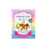Harga wink white fruitamin soap 10 in 1 | Pembandingharga.com
