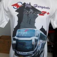 Kaos Bis / Bus Po Haryanto