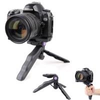 Portable Tripod Grip Lipat + Holder U Tripod Pistol VLOG DSLR VLOGGER