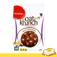 Jual Munchy's Oat Krunch | Biskuit Coklat | Dark Chocolate Cookies 16 Packs Murah
