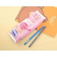 Kotak Pensil Cracker Cute