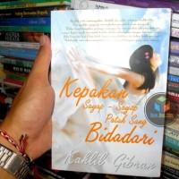 Buku Novel Kepakan Sayap Sayap Patah Sang Bidadari , By Kahlil Gibran