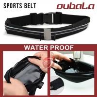 Oubala Go Belt / Gobelt Tas Pinggang Olahraga Lari Fitness Jogging Gym
