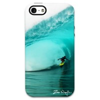 Sea Wave TPU Case iPhone 6 Plus - Blue