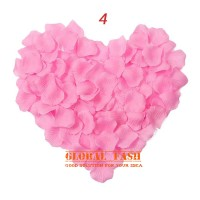 rose petal pink soft / kelopak bunga mawar pink soft / rose petals