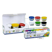 Finger Paint GIOTTO / Cat tangan bermutu
