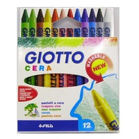 Crayon 12 warna GIOTTO best