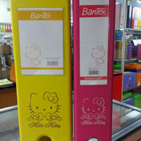Hello Kitty sanrio ordner Folio BANTEX official murah
