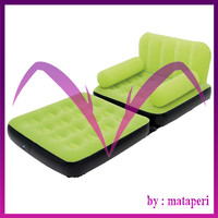 Jual #67277 Bestway Sofa Bed Multi-Max Air Crouch - Hijau Murah