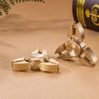 tri twist yankee A999 gold fidget spinner limited edition hand spinner