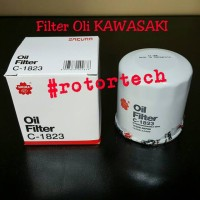 Filter Oli SAKURA Kawasaki Ninja 250R, Versys, ER-6, VULCAN