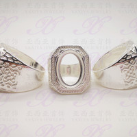 HOT SALE Yaxiya (anting kalung gelang liontin) cincin cangkang silver