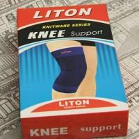 Pelindung Pergelangan Lutut/Dengkul LITON KNEE Support