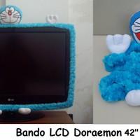Jual [termurah] BANDO TV / BANDO LCD DORAEMON 42