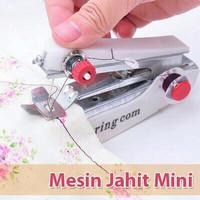 Jual Mesin Jahit Mini Portable Stapless Unik, Praktis & Simple Murah