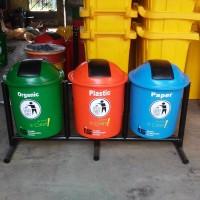 TS Fiber Organik Anorganik 40 liter 3 in 1