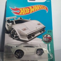 hotwheels Diecast Lamborghini Countach