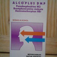 Alco Plus DMP Syr 100 ml