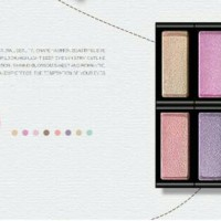 bioaqua eye shadow eyeshadow pallet crystal diamond shine no 02