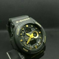 Jam Tangan Sport Pria Gshock (G-Shock) GA150 Gold Replika